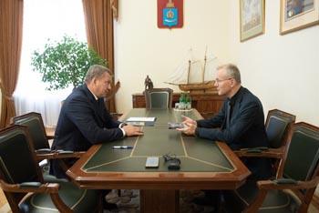 Шеин: варягов в правительстве Астраханской области не будет