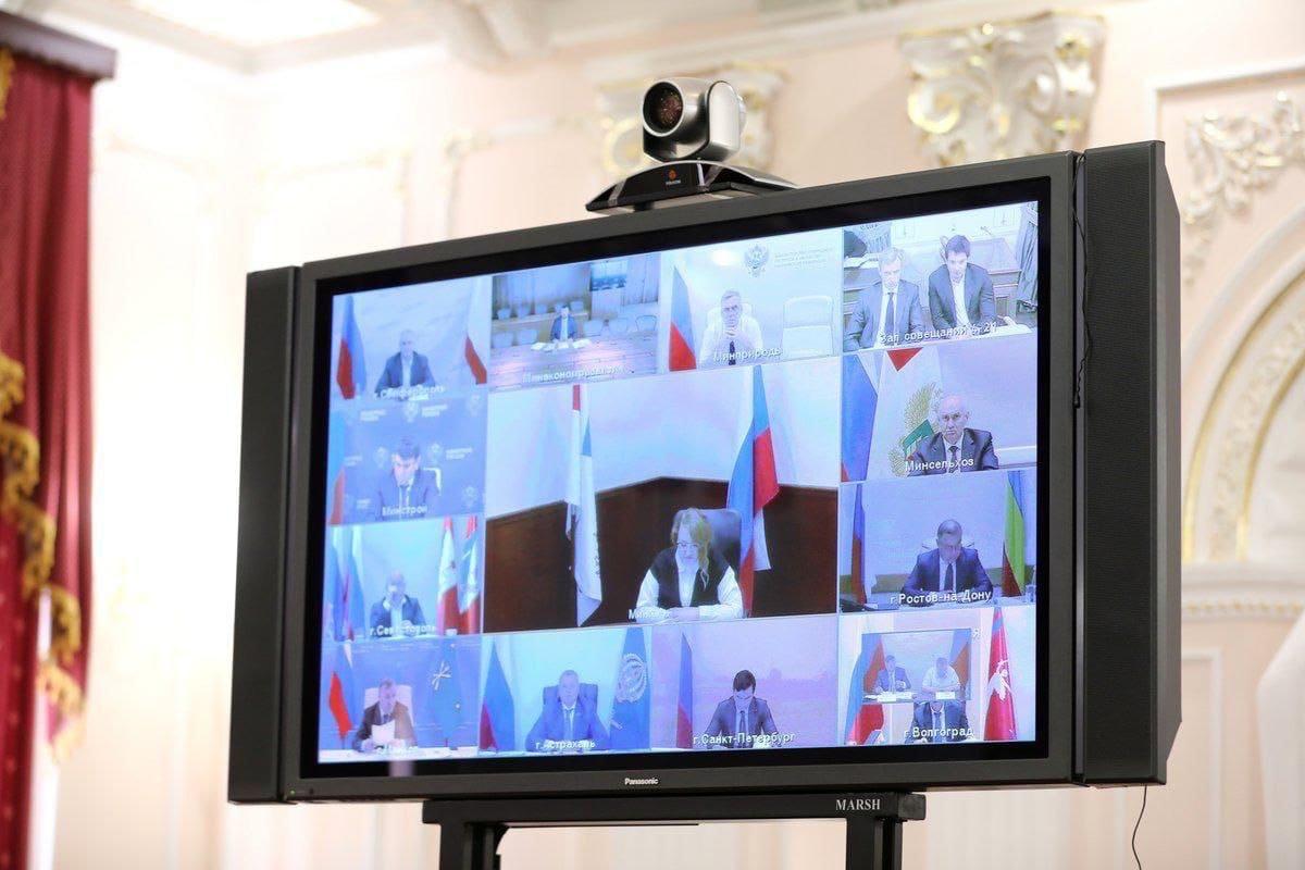 Марат Хуснуллин и Игорь Бабушкин обсудили программу развития Астрахани