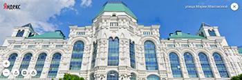 На Яндекс.Картах появились новые панорамы Астрахани