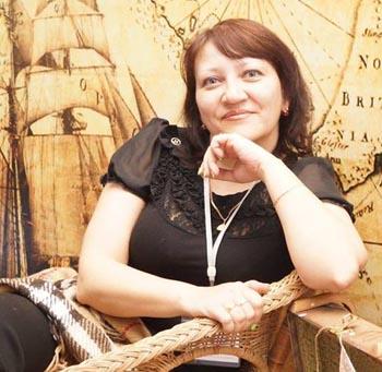 Ирина ЧЕРНУХИНА: Об Астрахани моего детства