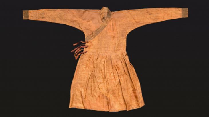 Давняя астраханская находка помогла воссоздать наряд монгольской принцессы