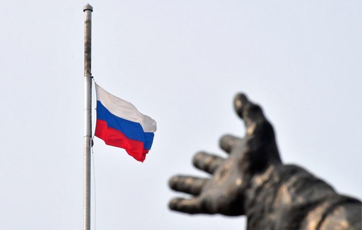 Астраханец оштрафован за перевернутый флаг