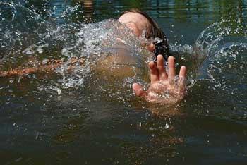 В Трусовском районе найдено тело утонувшей женщины