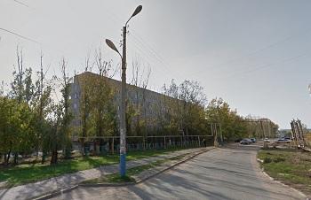 На территории детской больницы в Астрахани будет сквер