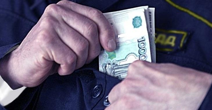 Астраханские гаишники получили по 8 лет тюрьмы
