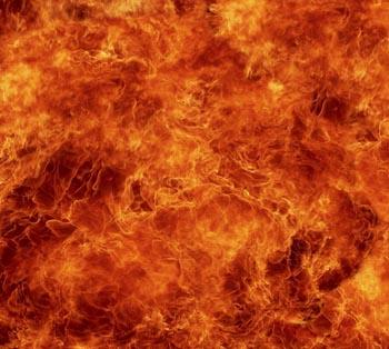 В огне погибли астраханский рабочий и пенсионерка