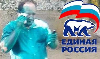 В «Единой России» прокомментировали нападение на кандидата А.Тукаева