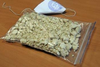 В Астрахани задержан продавец героина