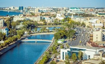 Бред: Астрахань в десятке красивейших городов