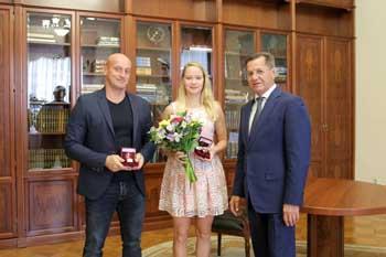 Астраханская пловчиха Виктория Терентьева установила шесть мировых рекордов
