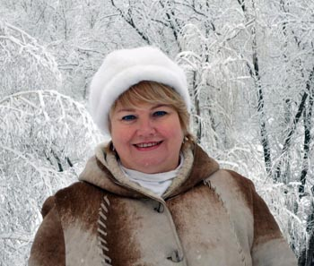 Марина АЛЕКСЕЕВА: О любви к Астрахани