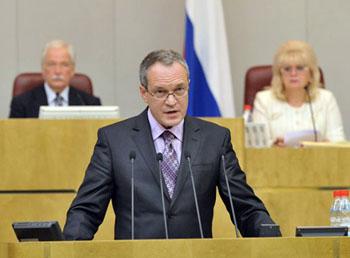 Сенатор от Астрахани Башкин стал новичком рейтинга «Медиалогии»