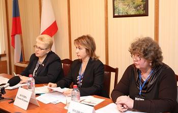 К работе приступила XXVIII Конференция Южно-Российской Парламентской Ассоциации