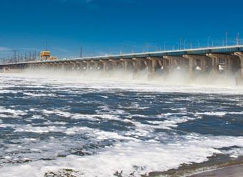 Уровень воды в Волге по гидропосту в Астрахани приближается к максимальному