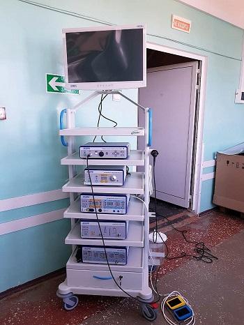 Новое оборудование поступает в астраханские больницы