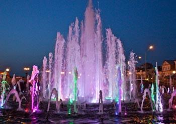 В Астрахани отключат фонтаны