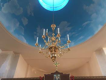 Султанов и Газгиреев подсобили в строительстве православного храма