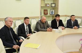 Конкурсная комиссия рассматривает кандидатов на пост главы администрации Астрахани