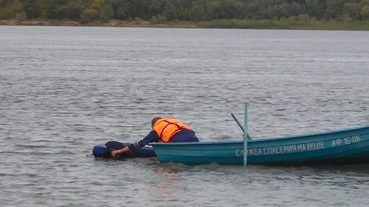 Во вторник утонули два астраханца