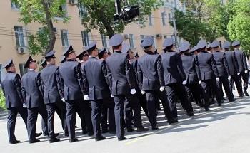 Из-за трёхсотлетия полиции в Астрахани будет ограничено движение
