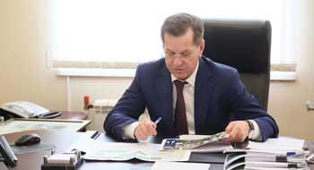 В Астраханской области поэтапно решаются вопросы из «зелёной папки»