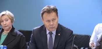 Известный астраханский политик Николай Арефьев госпитализирован в Москве