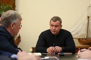 В администрации астраханского губернатора прошло оперативное совещание
