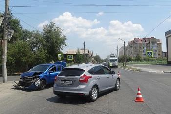 Перекрёсток на Бакинской набирает рейтинг аварийности