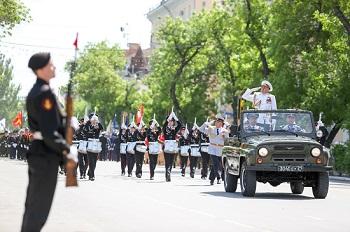 В Астрахани на День Победы будет концерт и салют