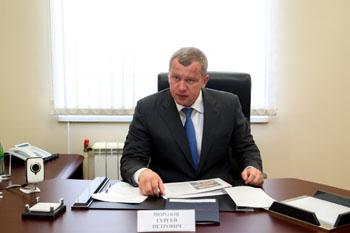 По поручению Президента РФ Сергей Морозов провёл личный приём граждан