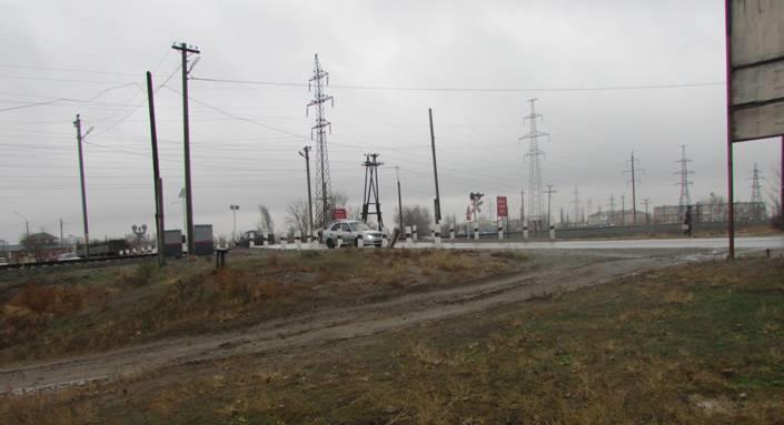 В Ахтубинске закроют железнодорожный переезд