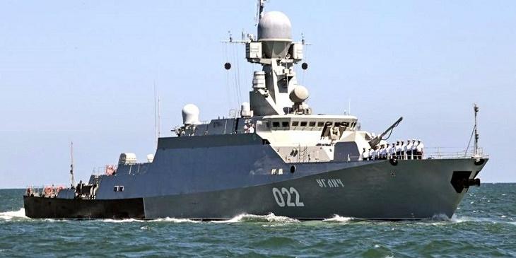 Командующий Каспийской флотилией – о предстоящем параде в Астрахани