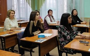 В Астрахани родители и чиновники сдали ЕГЭ по русскому языку