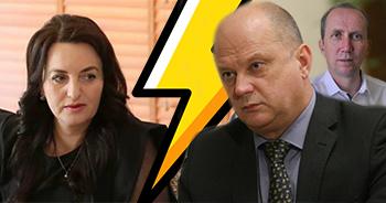 Скандал в гордуме: новый раскол между Губановой и Полумордвиновым!