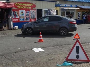 В Астрахани таджик попал под колёса вьетнамца