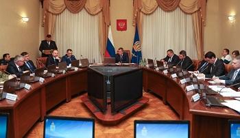 Сергей Морозов провёл совещание по обеспечению правопорядка в Астраханской области
