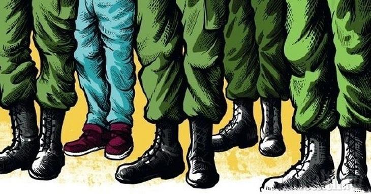 Семеро откосивших от армии астраханцев попали под суд