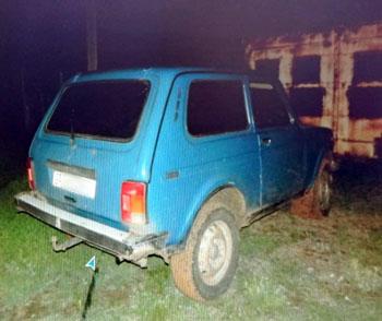 Полиция Астрахани установила рекорд по скорости розыска авто