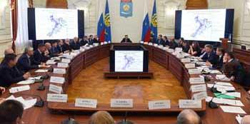 Александр Жилкин: «Майские» указы президента будут выполнены