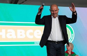 Свой первый приз в своей жизни главный тренер сборной России получил в Астрахани