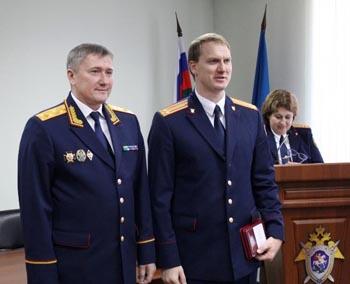 Глава СУ СК РФ по Астраханской области переведён в соседний регион
