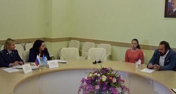 Глава города Алёна Губанова провела очередной прием граждан