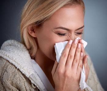 Ещё больше жителей Астрахани заболели гриппом и ОРВИ