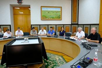 Приоритетный проект «Оздоровление Волги» - на повестке дня у депутатов
