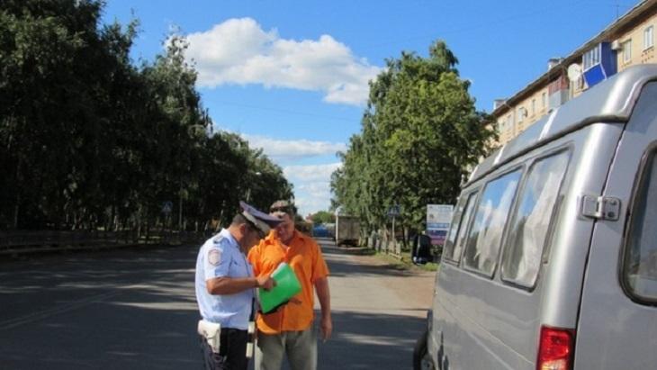 В Астраханской области продолжается операция «Безопасный маршрут»