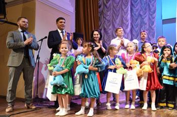 В Астрахани прошли «Радужные нотки»