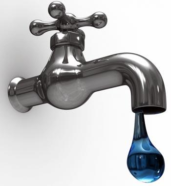 В астраханском посёлке Советский отключили холодную воду