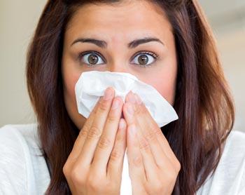 Всё больше жителей Астраханской области заболевают гриппом и ОРВИ