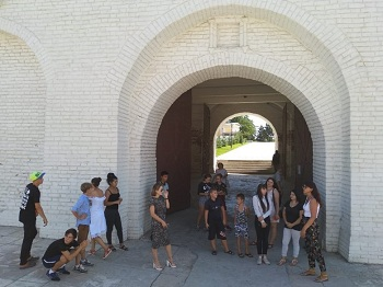 Проект «Событийный туризм» знакомит воспитанников соцучреждений с достопримечательностями Астрахани
