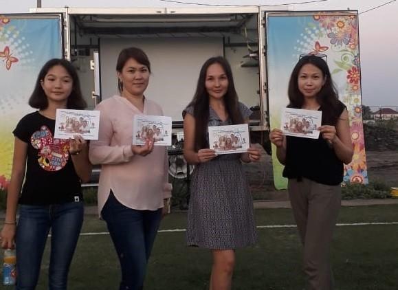Клуб приёмных родителей собрался в Приволжском районе